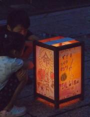 灯りの道3