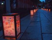 灯りの道2