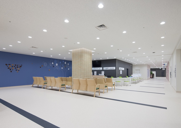 富山西総合病院+富山西リハビリテーション病院