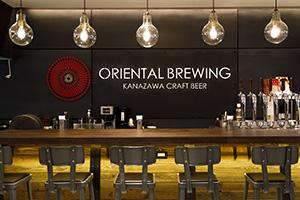 オリエンタルブルーイング 金沢 クラフトビール 新店舗サイン製作